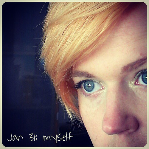 Jan 31: #myself .. #fmsphotoaday