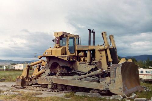 Baker Construction Caterpillar D10 Ohai 1182 2012-09-16_34