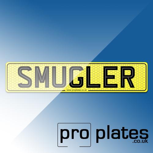 NumberPlateSmugler