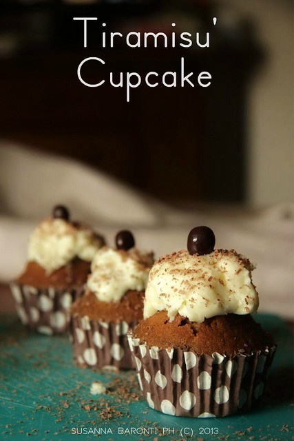 tiramisu' cupcake