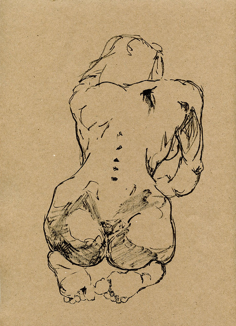 Life Drawing - Sandy Hill