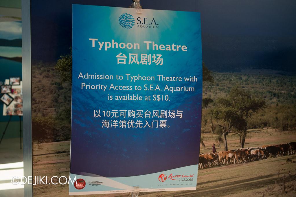 Typhoon Theatre - Peak Day