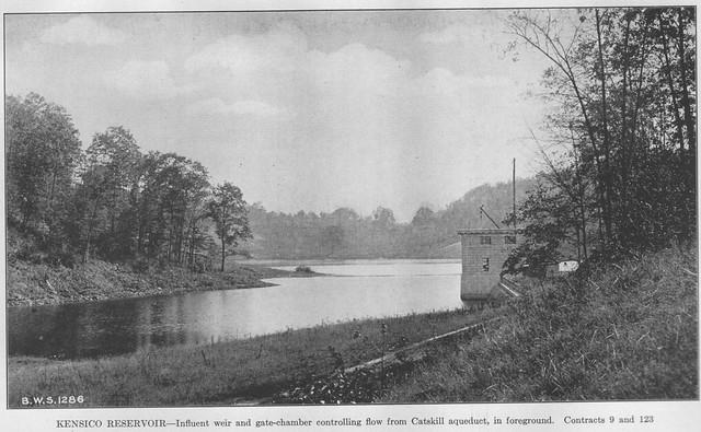 Report 1916 Influent Weir