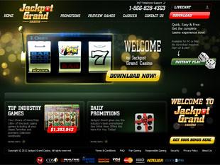 Jackpot Grand Casino Online