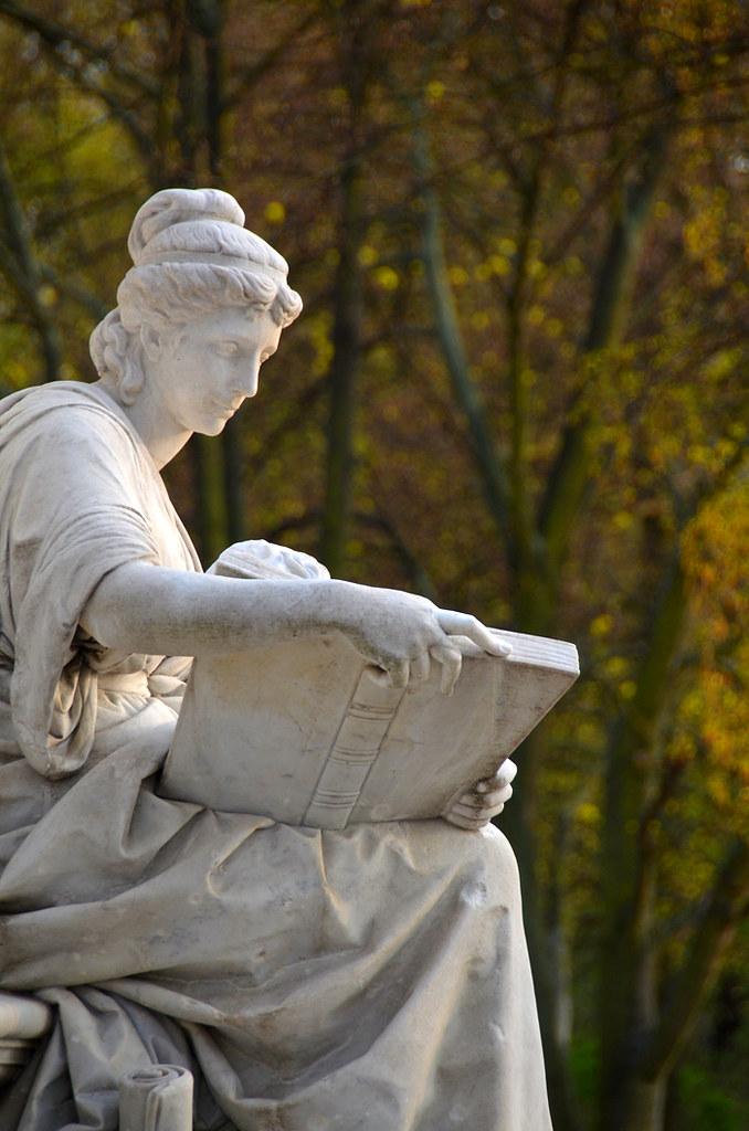 Estatua del Tiegarten de Berlín