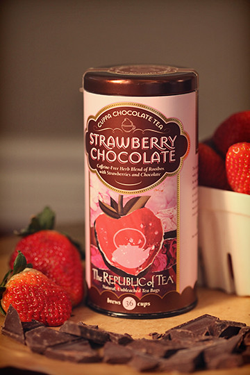 Strawberry Chocolate Tea 1w