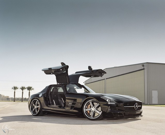 MEC Design SLS Coupe