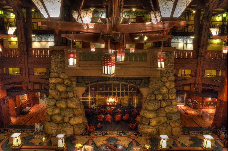 Disney Grand Californian 1