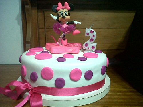 Tortas de Minnie Mouse