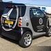 John Haynes - Full wrap matt black Smart Car