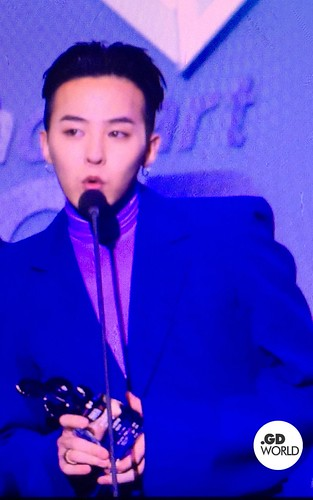 Big Bang - The 5th Gaon Char K-Pop Awards - 17feb2016 - GD World - 04
