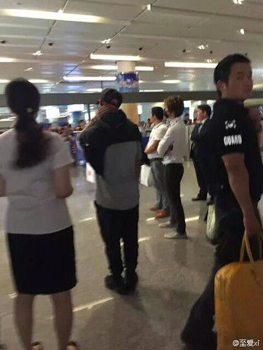 BIGBANG GDTOPDAE arrival Hangzhou 2015-08-25 100