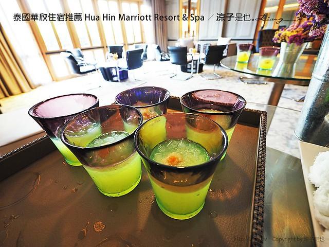 泰國華欣住宿推薦 Hua Hin Marriott Resort & Spa 58