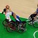 9 sept - Basket fauteuil féminin