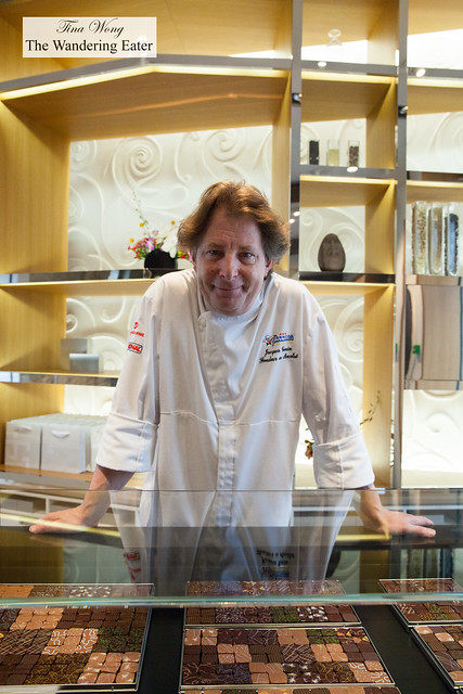 Chef/Owner Jacques Genin