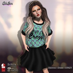 Eluzion * Davinna - Crazy - Cart Sale