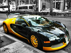 On Rodeo Drive, Los Angeles