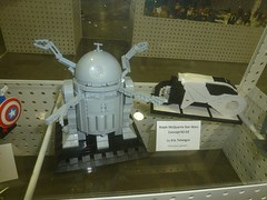 LEGO R2D2 McQuarrie Style