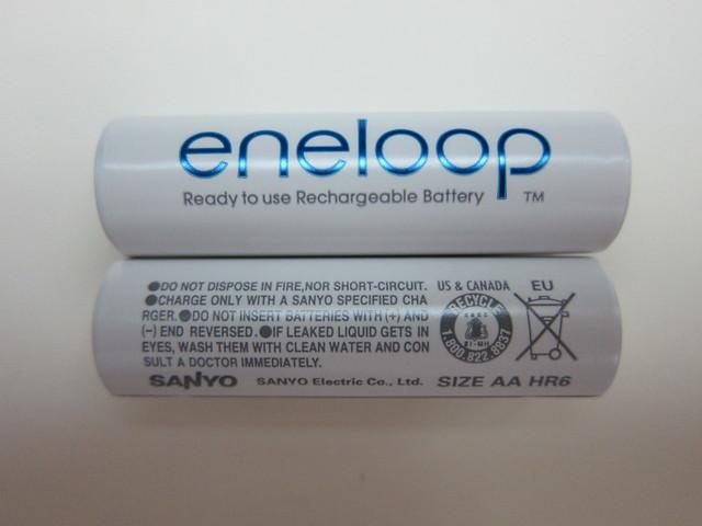 New & Improved eneloop Batteries