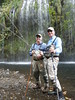 Jim & Keith chase Rainbow Trout on the Upper Sacramento River