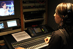 broadcasting(1.0), audio engineer(1.0), recording(1.0), editing(1.0),