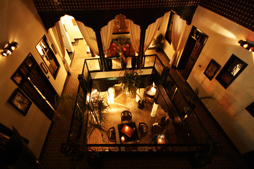 "RIAD DAR NAJAT""world women home"" by Coolest Riads Morocco"