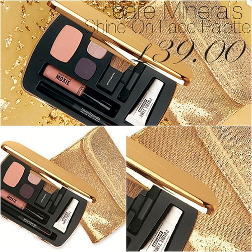 Bare Minerals Shine On Face Palette