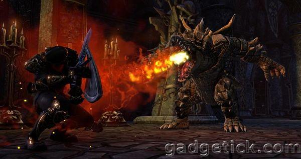 трейлер The Elder Scrolls Online