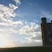 Broadway Tower Sunset I