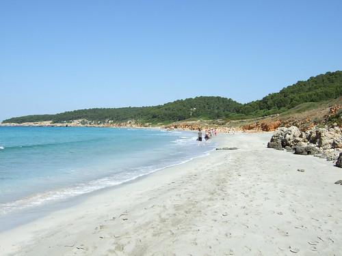 Playa Binigaus / Santo Tomas / Menorca