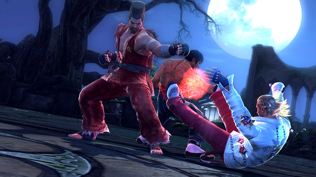 Tekken Tag Tournamento 2 para PS3