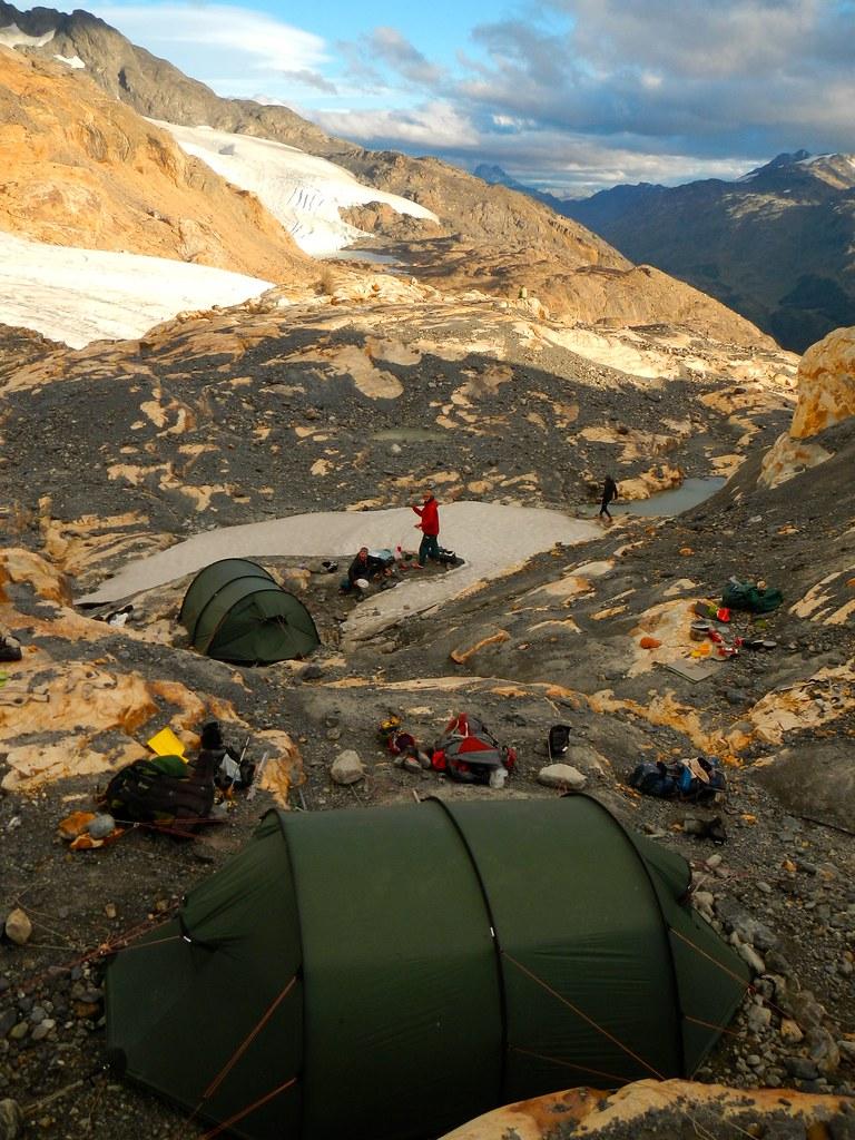 Climb Mountain Patagonia Chile