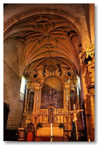 Capela-mor da Igreja Matriz de Vila do Conde by VRfoto