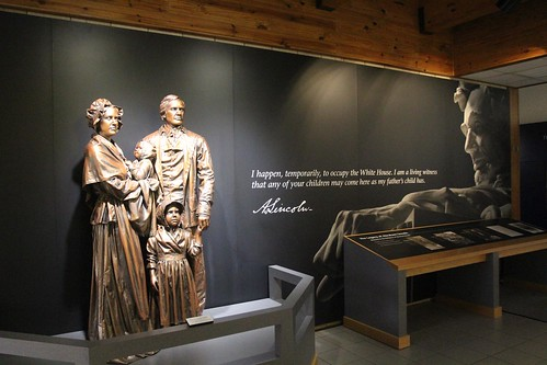 Day 96: Abraham Lincoln Birth Place National Historical Park.