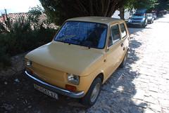 Gelber Renault