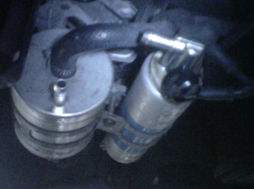 2001 chrysler concorde fuel filter chrysler crossfire fuel filter fuel line sprung a leak gas everywhere crossfireforum #4