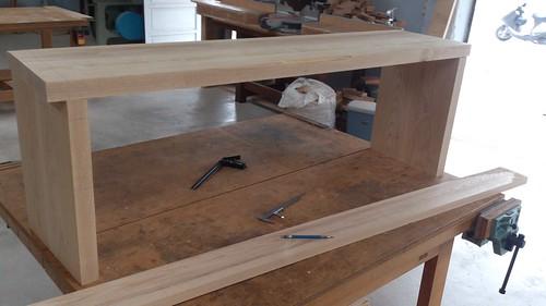 木工 板凳 木作堂 20121111