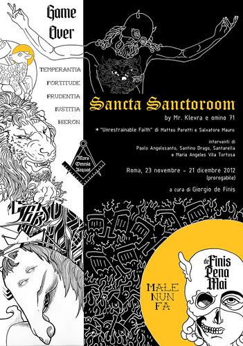 Sancta Sanctoroom (Mr.Klevra + omino71) by OMINO71