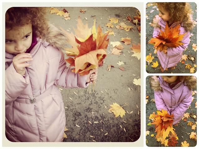 vicki bouquet foglie