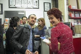 Andy Poyiadgi and Jeremy Da