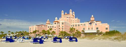 Don CeSar Hotel, St Pete Beach Florida