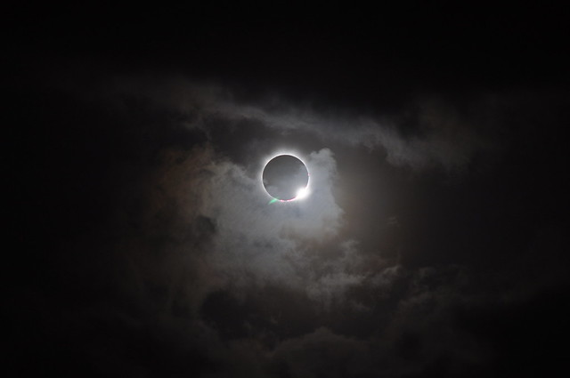 Solar Eclipse - November 13, 2012