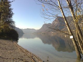 22 Lago D'Idro and sun at last