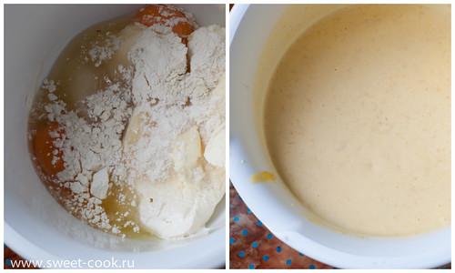 манговая начинка для чизкейка