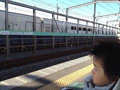 新幹線みる