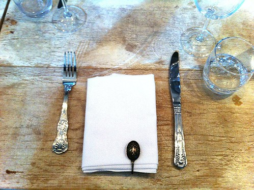 Cucina place setting