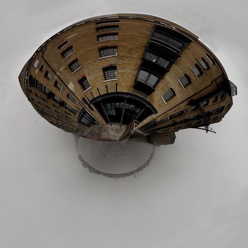Metropolitan Wharf Little Planet by Paulie-K
