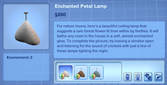 Enchanted Petal Lamp