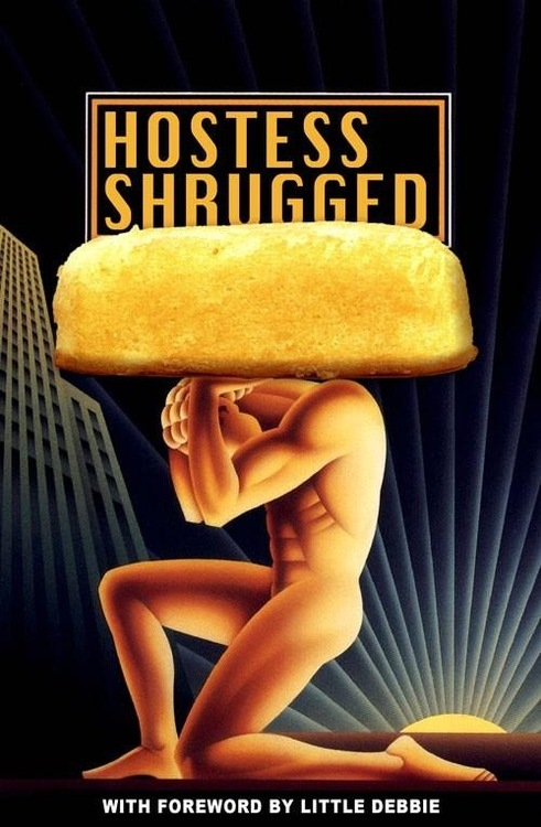 Twinkies - Hostess Shrugged