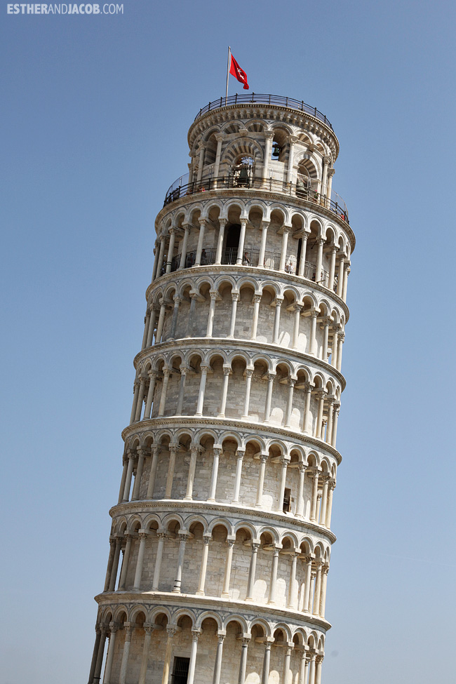 Leaning Tower of Pisa Italy | Exploring Italy